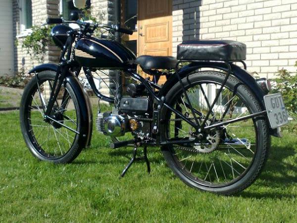 Calles bike 1946