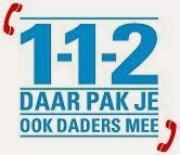 Meld verdachte situaties via 112