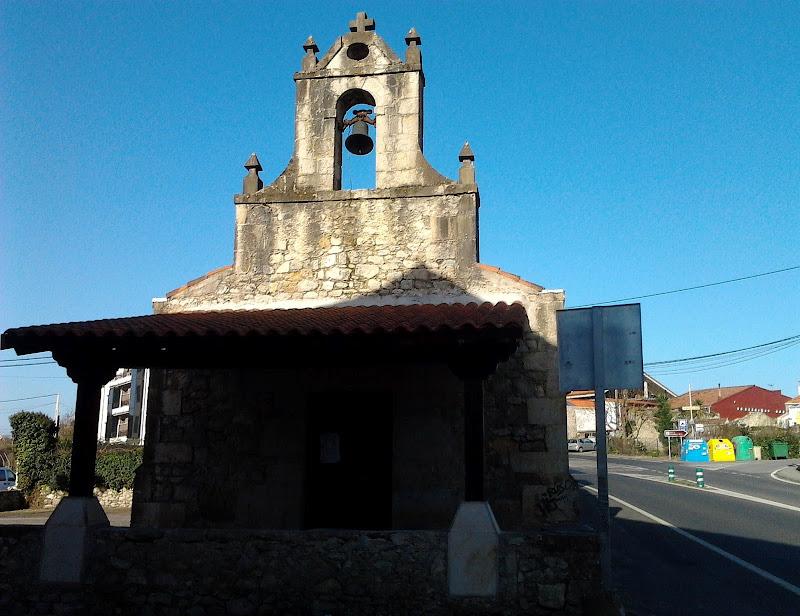 Ermita de Nuestra Señora de las Nieves en Soto de la Marina