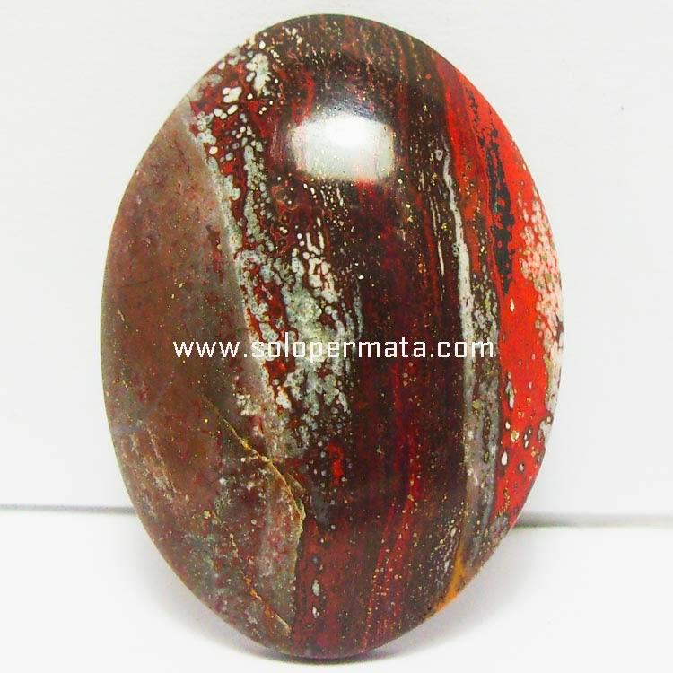 Batu Permata Pancawarna Pacitan - Sp023