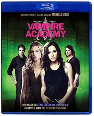 Vampire Academy 2014 Dual Audio [Hindi - Eng] 720p BRRip 850mb