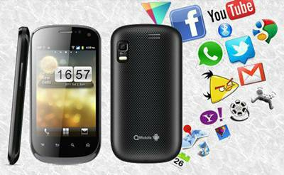 QMobile A5 Android Phone