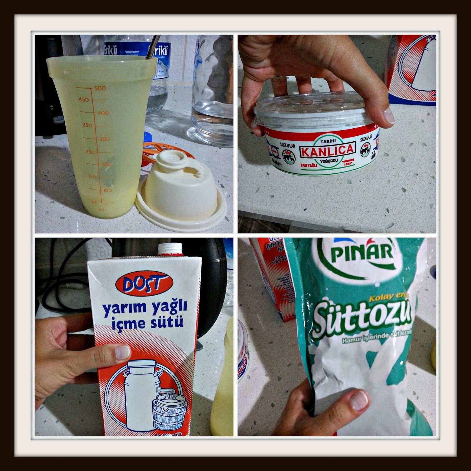 yoğurt yaparken neler gerekir