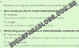comentarios intensedebate no seu blog