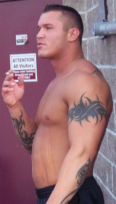 randy orton tattoes randy orton