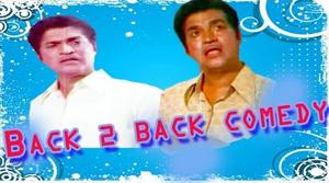 Kadhal Kadhal Kadhal : Suruli Rajan, Back 2 Back Comedy Scenes
