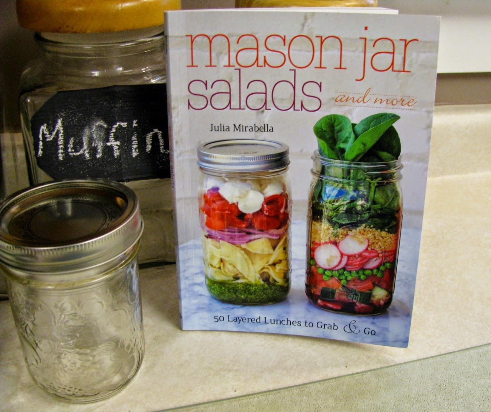mason jar salads and more:chapter two salads