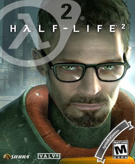 Half Life 2 Cover, Poster