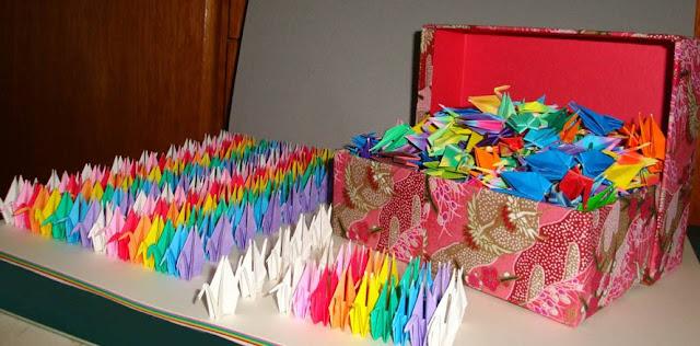 origami e tsurú, origami, tsurú