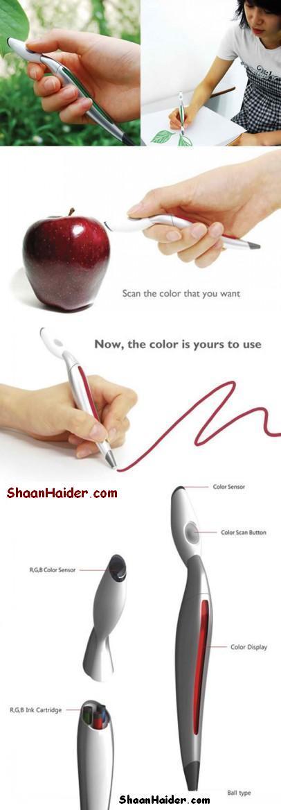 Exact Color Maker Pen