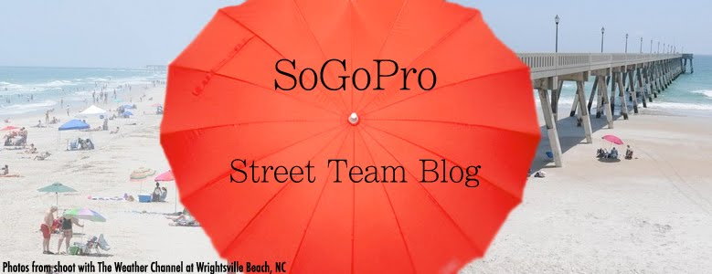 The Original SoGoPro Street Team Blog