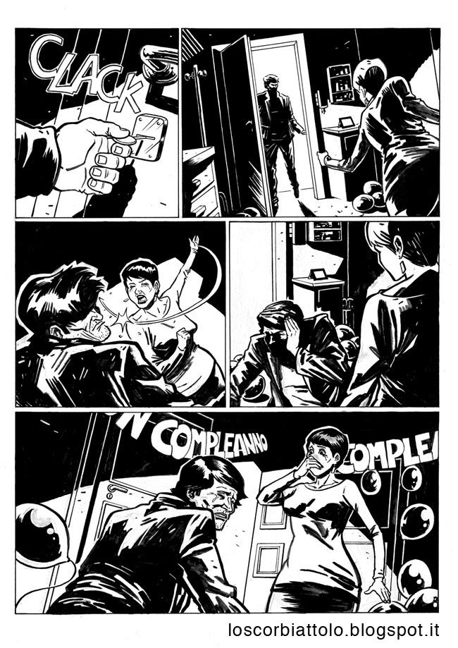 all in pazzi per il fumetto vincitore 2014 inchiostro mirko treccani pagina 4