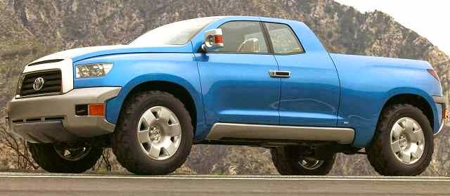 2016 Toyota Hilux Changes