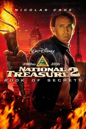 National Treasure 2 : Book of Secrets (2007) BluRay 720p