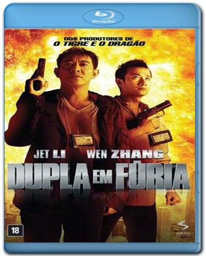 Dupla em Furia 720p + 1080p Bluray + AVI Dual Áudio BDRip