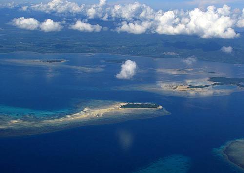 Philippines Bay City City is Honda Bay