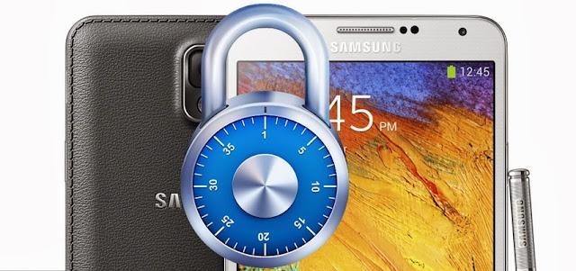 How to Unlock Samsung Galaxy Note 3 SIM?