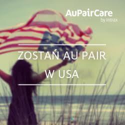 Zostań Au Pair w USA!