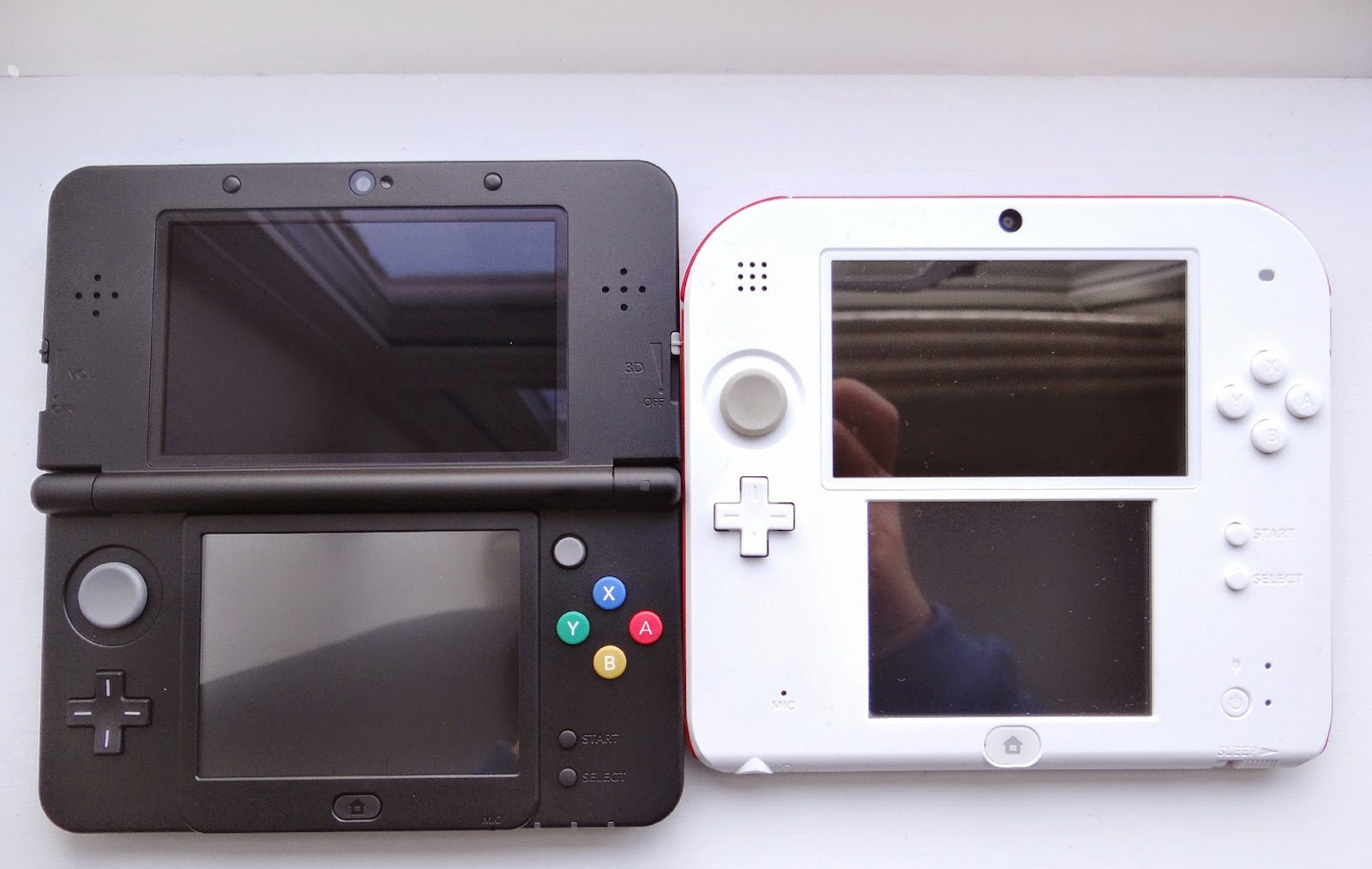 Nintendo New 3DS, #new3DS, Nintendo UK