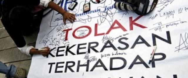 Petugas Membabi Buta, Serang Seorang Wartawan