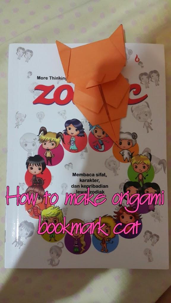 MANMAN : Manga Mania: TUTORIAL ORIGAMI 1, Cara melipat