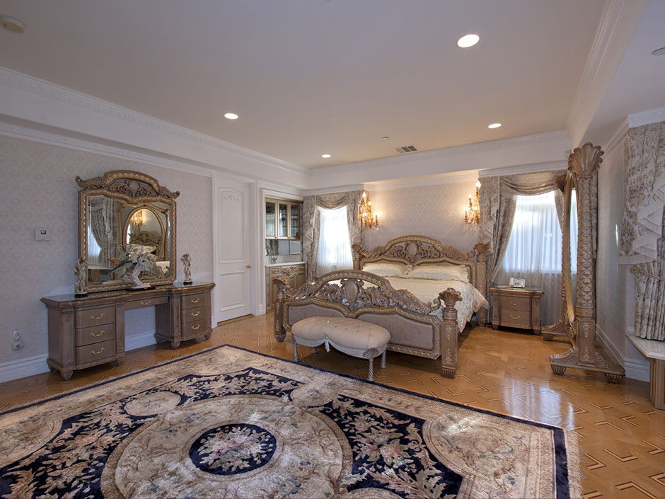 Passion for luxury french chateau in studio city los for French luxury