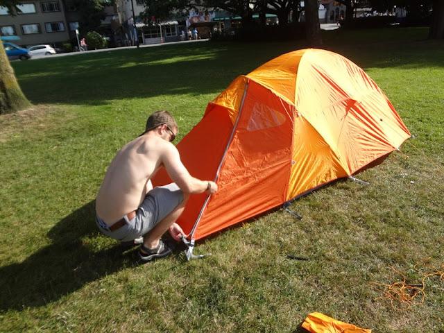 4-season MEC tent