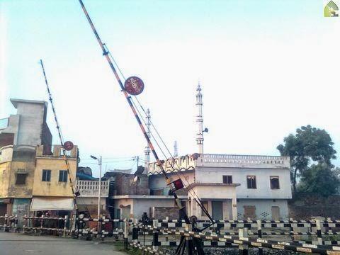 Dali Wali Masjid LakshmiGanj - Hata - UP