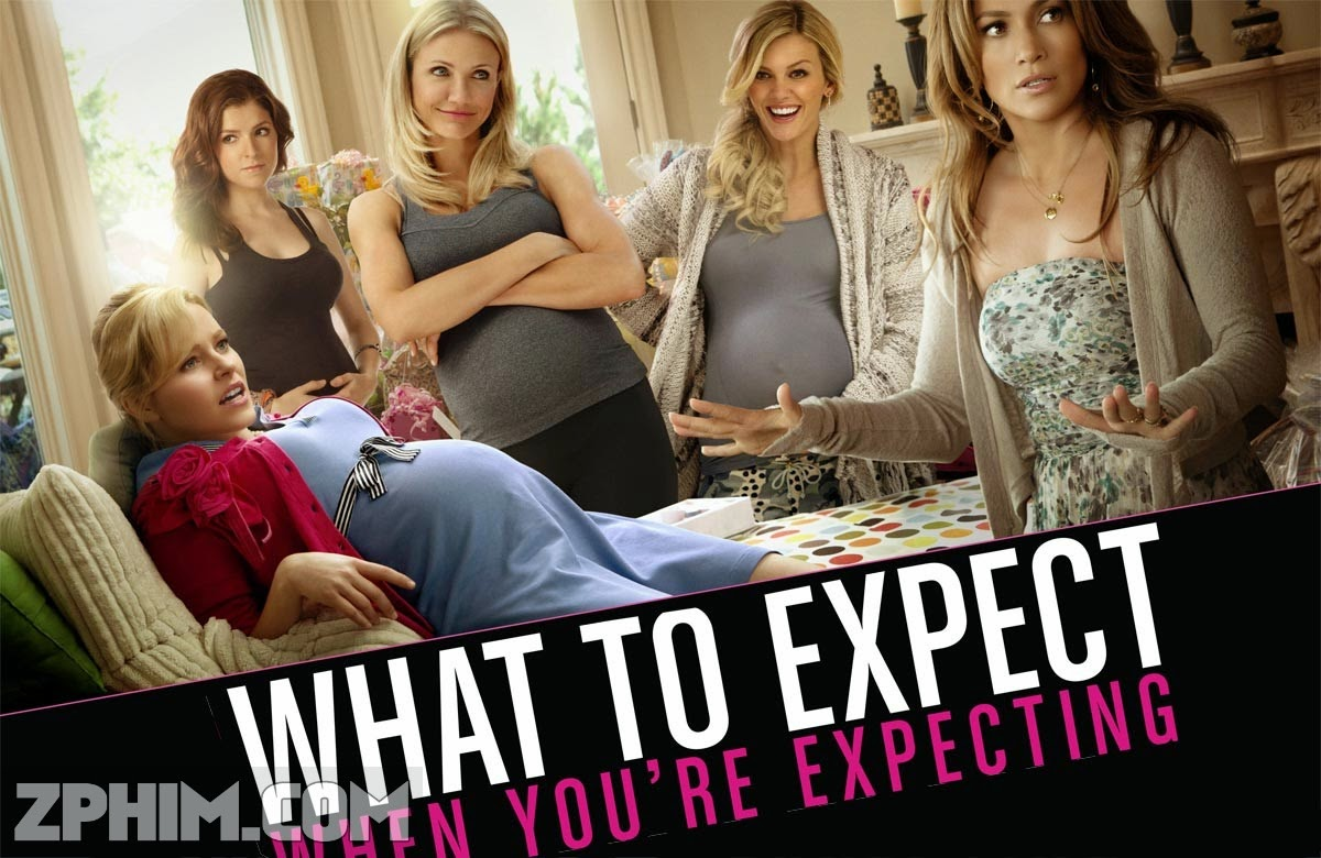 Ảnh trong phim Tâm sự bà bầu - What To Expect When You're Expecting 1