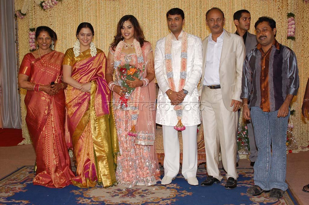Tamil Actress Wedding Shaadi