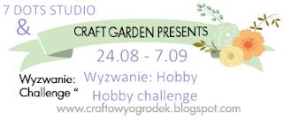 http://craftowyogrodek.blogspot.com/2015/08/wyzwanie-tematyczne-hobby-z-7-dots.html