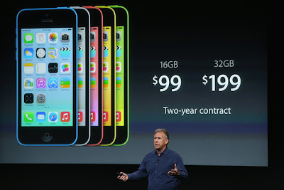 iPhone 5S and iPhone 5C Finally Revealed