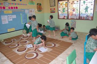 pgtk darunnajah | perkembangan anak usia 4-5 tahun