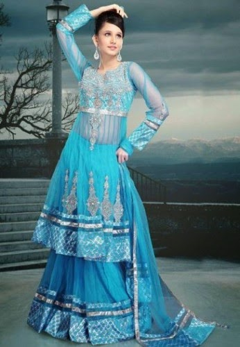 Bridal lehenga choli designs 2015