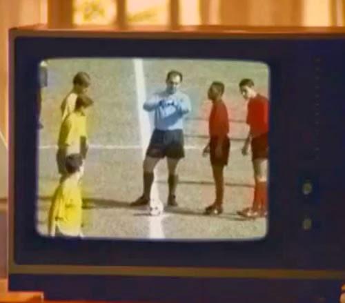 Propaganda dos televisores Philco para a Copa do Mundo em 1994.