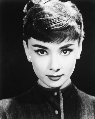Pixie Cut Audrey Hepburn The last time i cut my hair