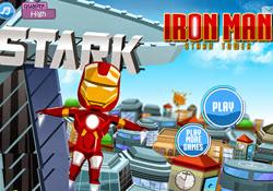 Jugar Ironman Stark Tower