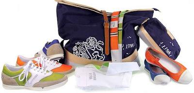 Lottusse zapatillas deportivas cinturones bolsos bailarinas Copa del Rey de Vela