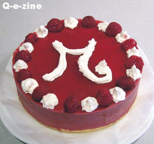 Q e zine entremet fruits rouges et cassis for Miroir au cassis