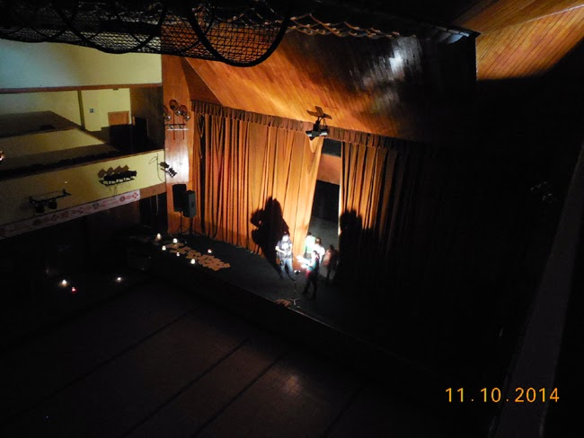 Teatru Labirint la Casa Studentilor