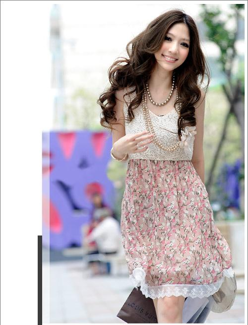 Fashion Style Teen Age Frocks
