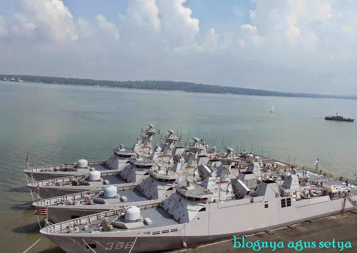 kekuatan kapal perang ri