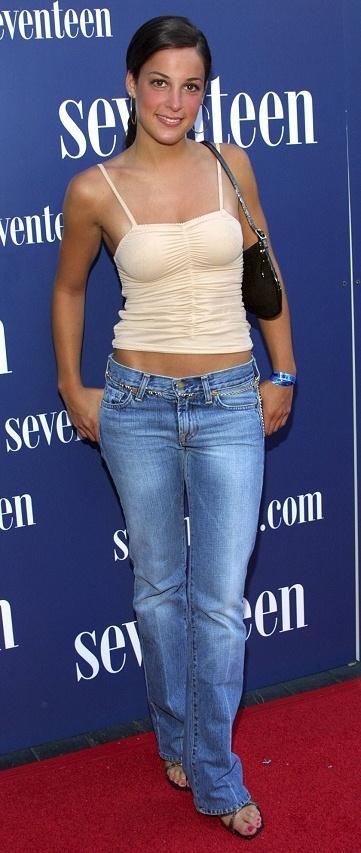 Lindsay Sloane Topless. Leaked