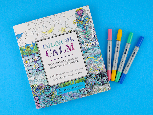 Omiyage Blogs Color Me Calm