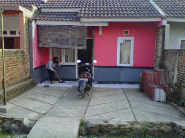Foto Over Kredit Rumah di BANDUNG MURAH
