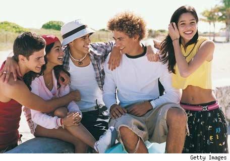 los derechos de los adolescentes -