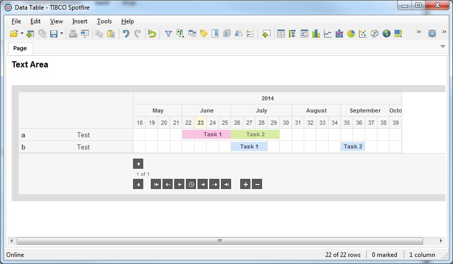 Spotfire developer gantt chart 60 gantt chart 60 ccuart Gallery