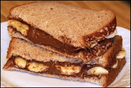 ... : Nutella Banana Sandwich: I Finally Discovered The Golden Sandwich