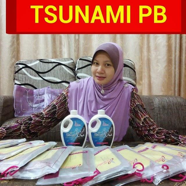 TSUNAMI PB