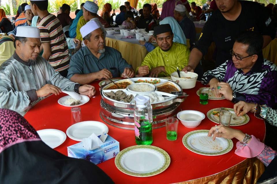 Majlis Raya Bersama Ahli Politik Kuala Nerus